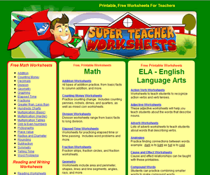 Free Teacher Worksheets For 3rd Grade - Worksheets for Kids ...
